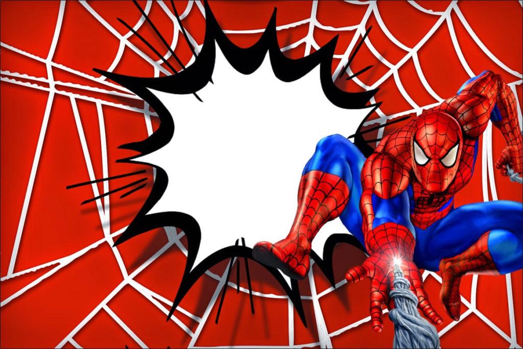 Spiderman Free Printable Invitations Oh My Fiesta In