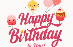 Totally Free Printable Birthday Cards