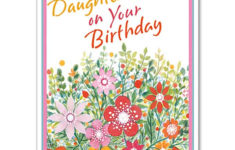 Free Printable Birthday Cards For Daughter In Law