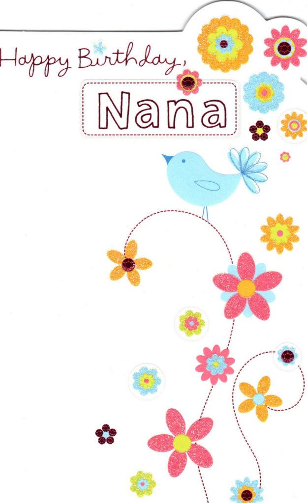 Zachary And Nana Nana s Birthday Party
